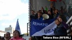 Ռենատո Ուսատիի աջակիցները պահանջում են ազատ արձակել նրան