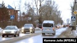 Томск, улица Московский тракт
