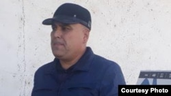 Начальник государственной налоговой инспекции Ромитанского района Бухарской области Нурали Болтаев.