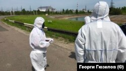 Чернобил, май 2019 г.