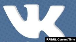 Логотип «ВКонтакте».