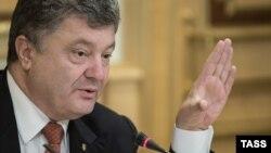 Украина президенті Петр Порошенко. Киев, 16 қыркүйек 2015 жыл.