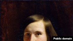 Николай Гоголь. Портрет работы Ф. Моллера