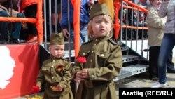 Казанда Җиңү парады