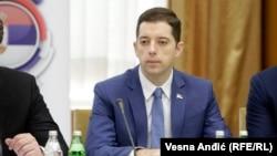 Директорот на српската владина Канцеларија за Косово и Метохија, Марко Ѓуриќ