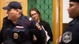 Андрей Баршай в суде