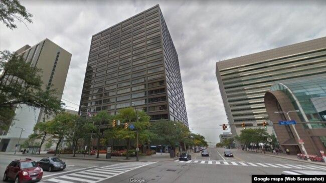AECOM Building (Клівленд, Огайо, США)