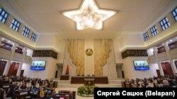 Палата прадстаўнікоў 6 сьнежня 2019