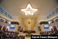 Палата прадстаўнікоў, сьнежнь 2019-га.