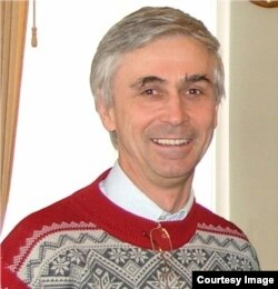 Физик Михаил Данилов