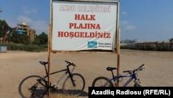 Şıx və Antaliya çimərliklərinin fərqi (fotoqalereya)
