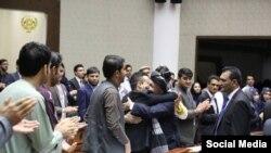 روز یکشنبه پارلمان آموزشی جوان در حضور رئیس جمهور افتتاح شد.