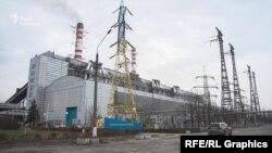 Трипільська ТЕС – одна з теплових електростанцій, що входять до складу «Центренерго»