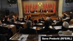 Davanje ultimatuma nije dobar pristup: Ivan Vujović (na fotografiji: Skupština Crne Gore)