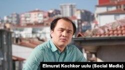 Элмурат Кочкор уулу.