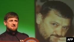 President Ramzan Kadyrov