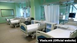 Трауматологија во Општа болница 8 Септември Скопје
