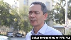 Омурбек Бабанов.
