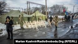 Блокада торговли на Донбассе. 2017 год