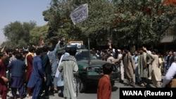 کابل کې د پاکستان ضد نننی لاریون او اعتراضونه