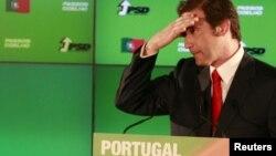 Португальский премьер Педру Коэлью