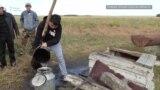 Жанасу без питьевой воды