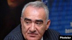 Председатель Национального Собрания Галуст Саакян