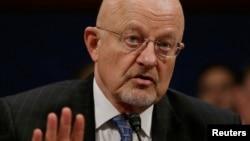 Директор Національної розвідки США Джеймс Клеппер