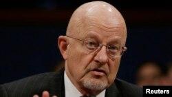 جیمز کلاپر، مدیر اداره اطلاعات ملی آمریکا