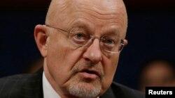 Джеймс Клеппер, директор Национальной разведки США
