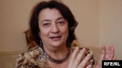 Psychologist Lidia Gorceag