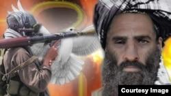 یکی از تصاویر منتشر شده توسط طالبان افغانستان از ملا عمر