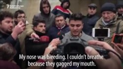 Anticorruption Blogger Jailed In Azerbaijan