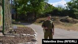 Soldat rus la Cocieri