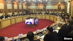 هیئت اقتصادی ژاپن در تهران. اوت ۲۰۱۵.