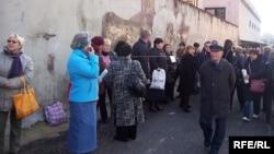 Українські заробітчани в Італії