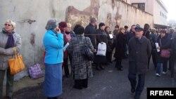 Українські заробітчани в Італії. В очікуванні роботи в новому році