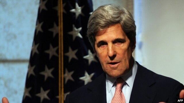 Senatorul John Kerry