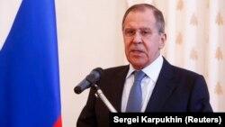 ՌԴ ԱԳ նախարար Սերգեյ Լավրով, արխիվ