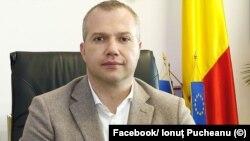 Primarul Galațiului, Ionuț Pucheanu