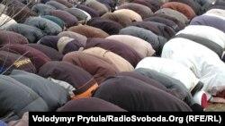 Намаз кримських мусульман
