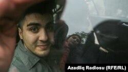 Bloqqer Mehman Hüseynov sərbəst buraxıldı. 10 yanvar 2017.