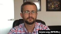 Первый заместитель Меджлиса крымскотатарского народа Нариман Джелял