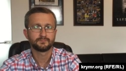 Первый заместитель главы Меджлиса крымскотатарского народа Нариман Джелял