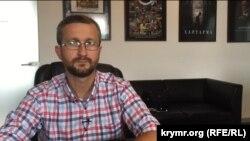Первый заместитель главы Меджлиса крымско-татарского народа Нариман Джелял