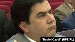Фируз Холмуродзода