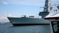 Чи дійсно Росія атакувала британський корабель і що далі? (відео)