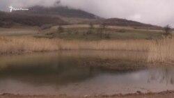 Живописно, но без воды: крымские власти хотят построить клубный городок возле Алушты (видео)
