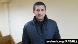 Фэльчар «Валадаркі» Аляксандр Крылоў у час суду