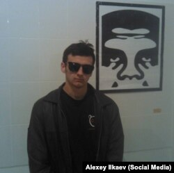 Художник Алексей Илькаев (Sad Face)
